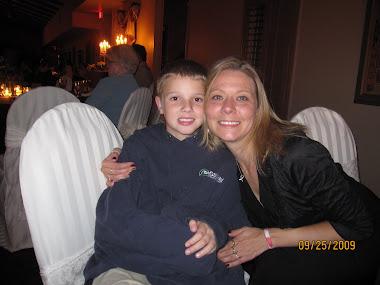 Angela (wife) Andrew (son)