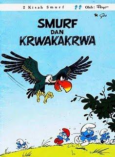 Download Komik Smurf Yang Lucu!