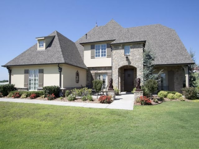 The baskin report online tulsa ok real estate luxury for Elegant homes for sale