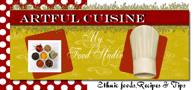 Artful Cuisine: My Food Studio