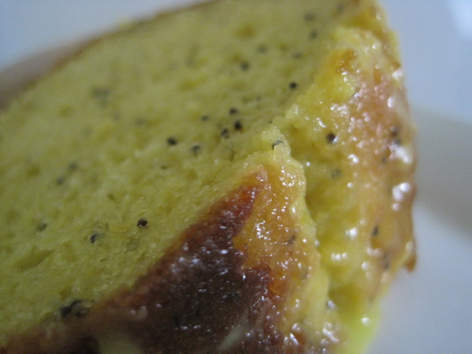 Poppy Seed Lemon Cake Recipe — Dishmaps