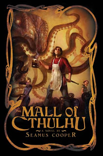 Copertina di The Mall of Cthulhu