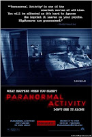 Poster di Paranormal Activity