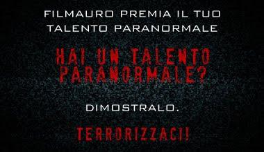 Concorso Paranormal Activity