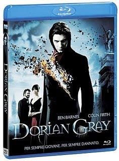 Copertina Blu-Ray di Dorian Gray