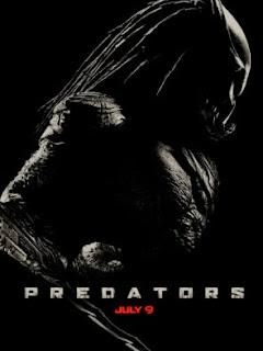 Taser poster di Predators