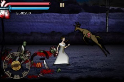 Screenshot del videogame di Pride and Prejudice and Zombies