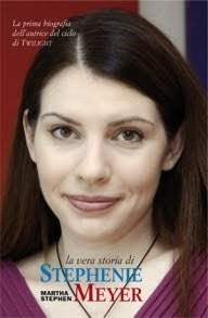 La vera storia di Stephenie Meyer copertina