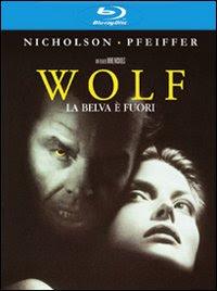 Copertina del Blu-Ray di Wolf, la bestia è fuori