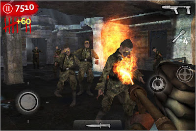 Screenshot di Call of Duty - World at War: Zombies
