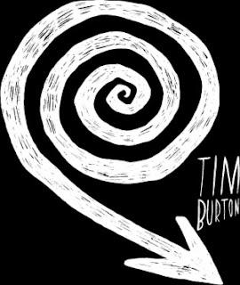 Poster della mostra di Tim Burton al MoMA, New York