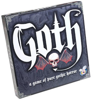 Goth: a game of pure gothic horror