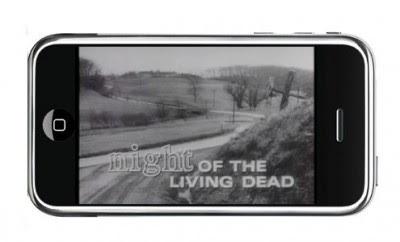 La Notte dei Morti Viventi su iPhone