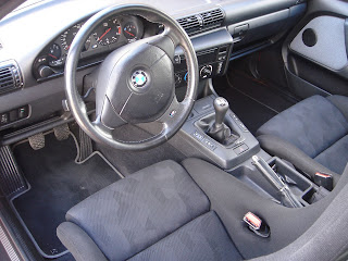 BMW E36 M3 Compact Replica Interior