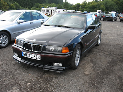 E36 Bmw 328i Coupe. BMW E36 Saloon - Baur TC4 -