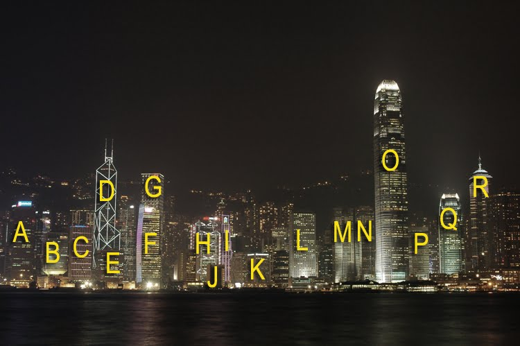 On Seb S Steps Hong Kong S Skyline By Night