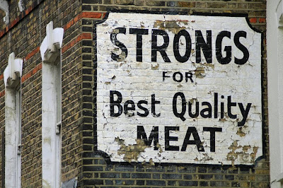 Upper Clapton Butcher Strongs Best Quality Meat