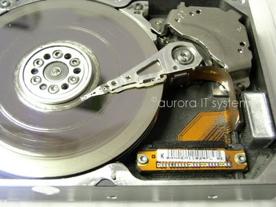 Bad sector pada harddisk