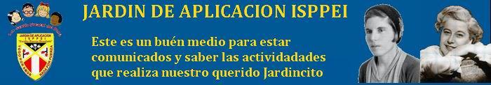 JARDIN DE APLICACION ISPPEI