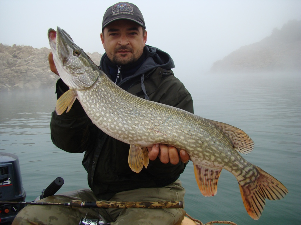 Fishing in croatia and in the neighbourhood october 2010 for Fishing in croatia