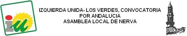 Izquierda Unida- Asamblea Local de Nerva