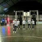 Grupo de dança PDA (ritmo Free Step)- Alunos: Igor, Alexandre, Tiago, Alex, Murilo e Mateus