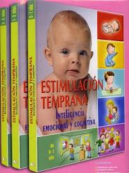 Libros de estimulación temprana