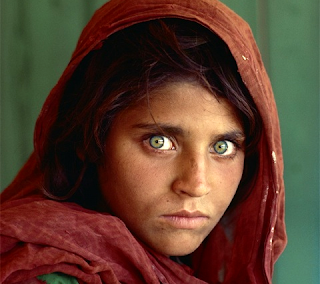 Sharbat Gula - Lost Afghan Girl