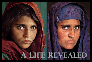 Sharbat Gula - Lost Afghan Woman