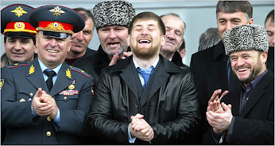 Chechen Leader Ramzan Kadyrov: Vicious