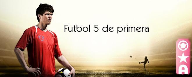Futbol 5 de primera