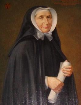 El santo de hoy...Paulina von Mallinckrodt, Beata Mutter+Pauline