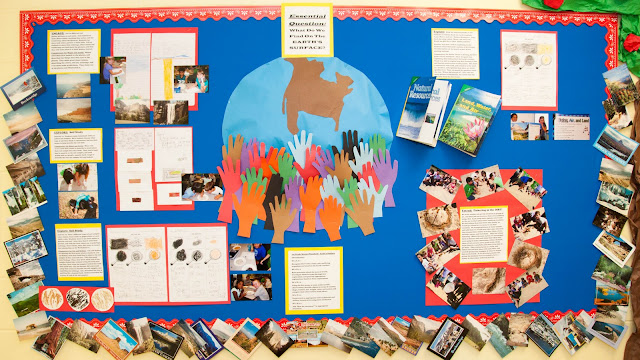 Showcasing Student Success 1st Grade Science Bulletin Board
