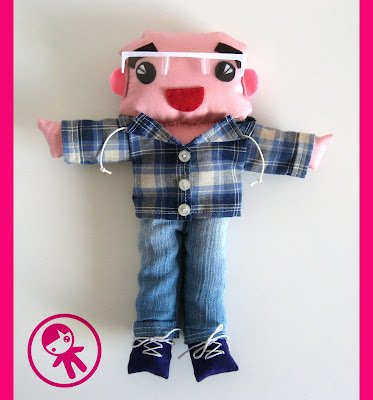 muñeco original