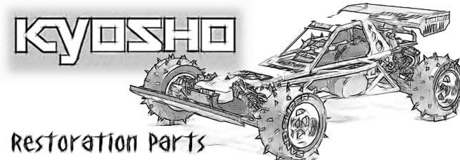 Kyosho Restoration Parts