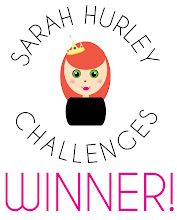 I won the Sarah Hurley Challenge
