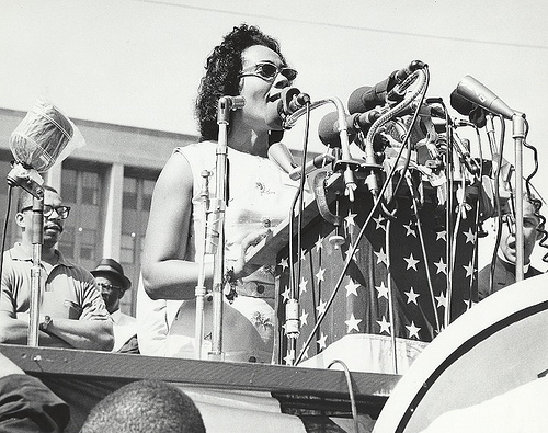 ... the American civil rights movement was closely tied to protests against the war in Vietnam--but that was a central cause for Martin Luther King, Jr. and ...