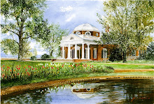 Monticello in the Spring