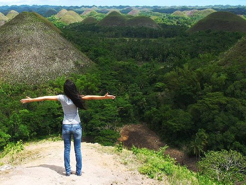 chocolate hills,philippines