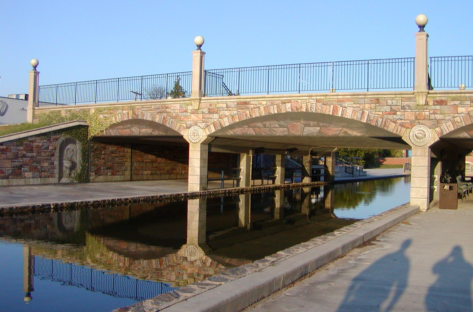 Community Bridge, Frederick Maryland