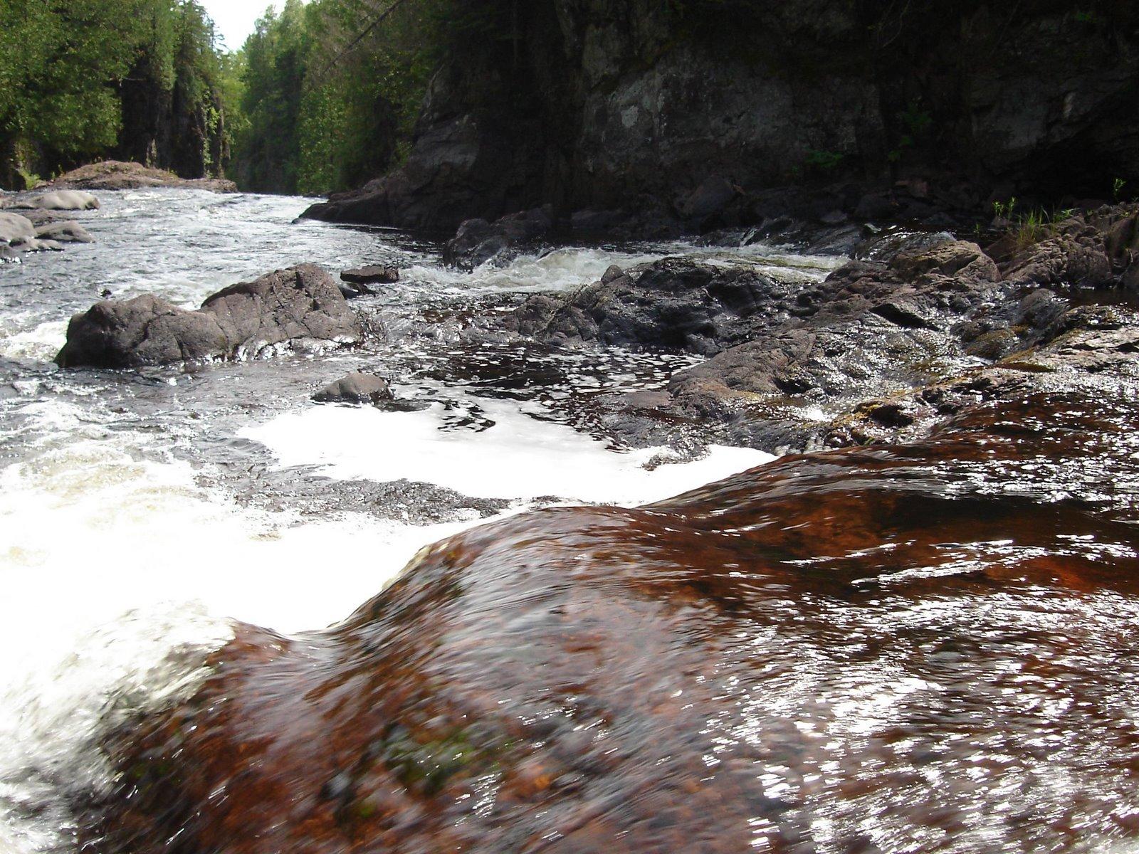 brule river, judge c.r. magney state park