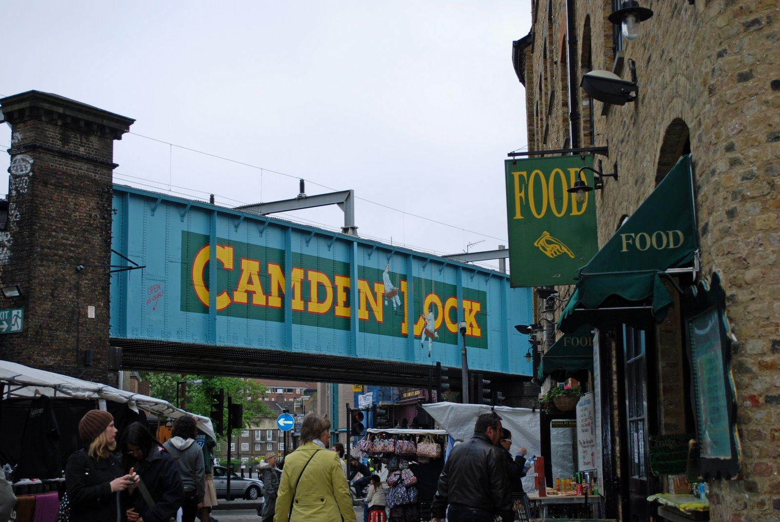 camden lock, camden market, london