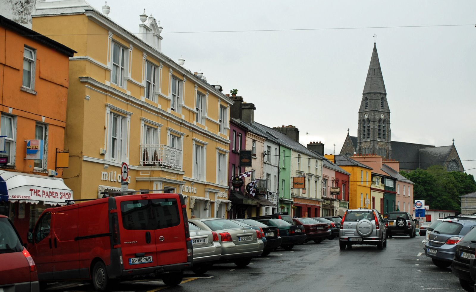clifden, county galway, ireland