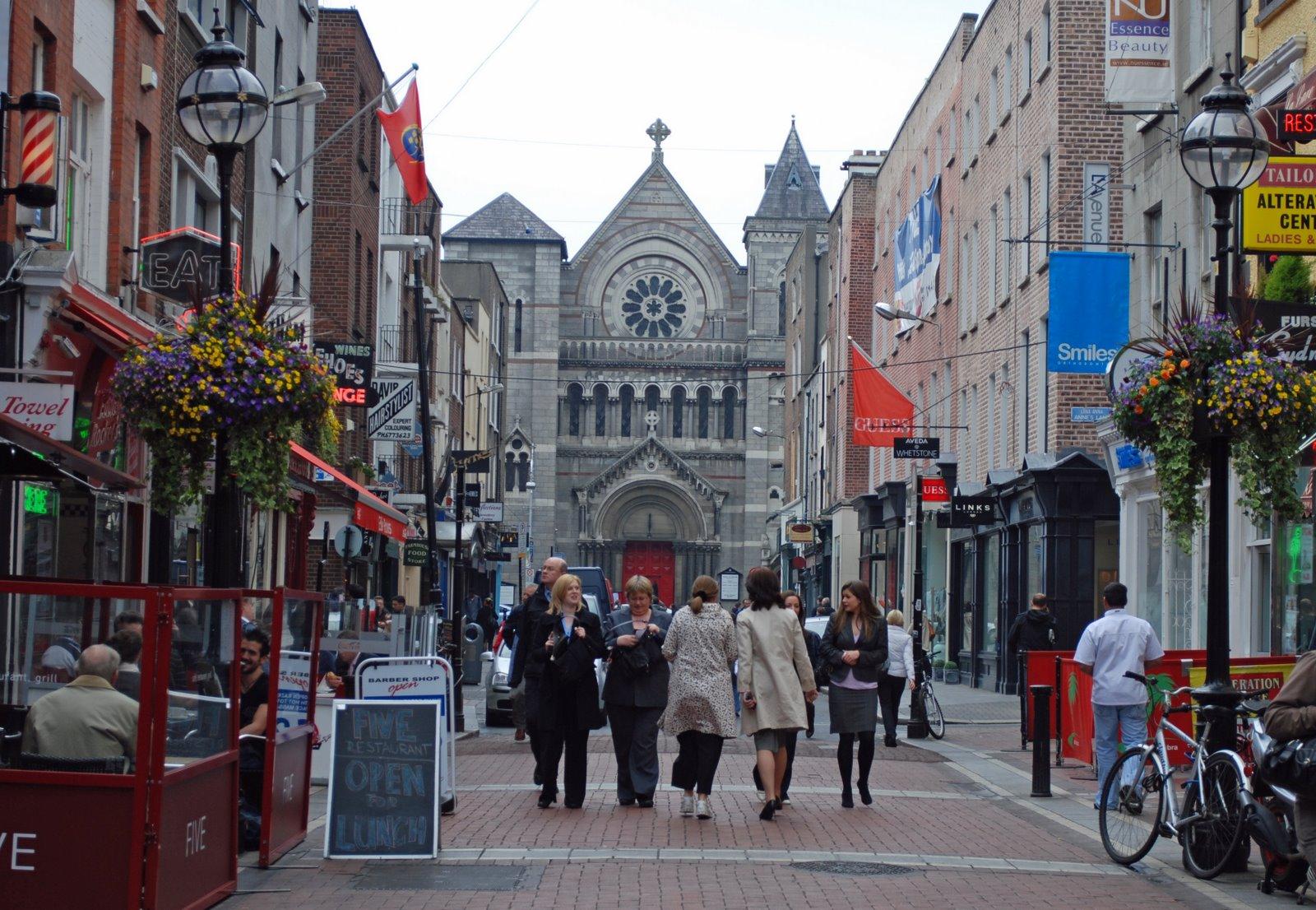 Anne Street, Dublin, Ireland