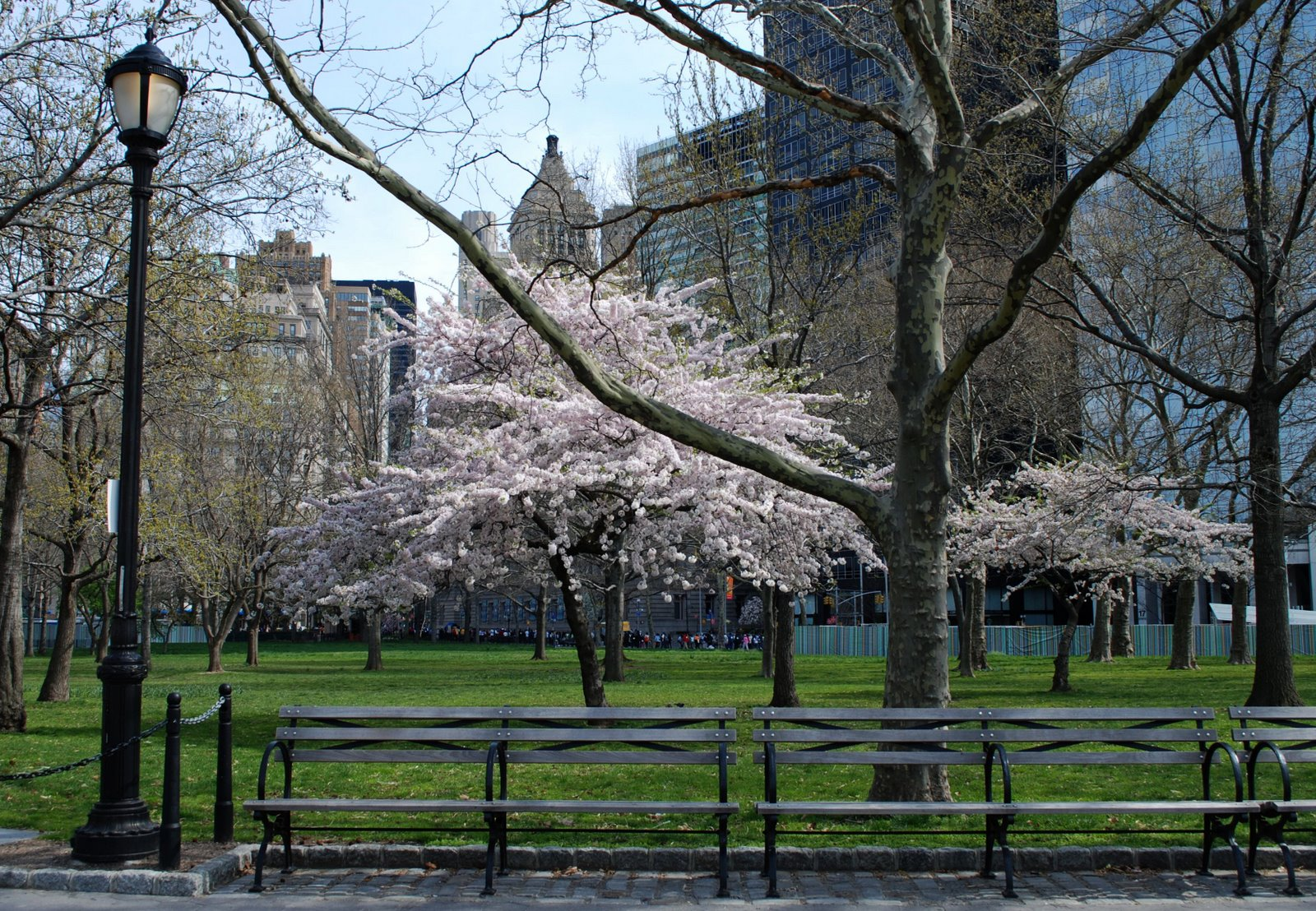 battery park, manhattan, new york city