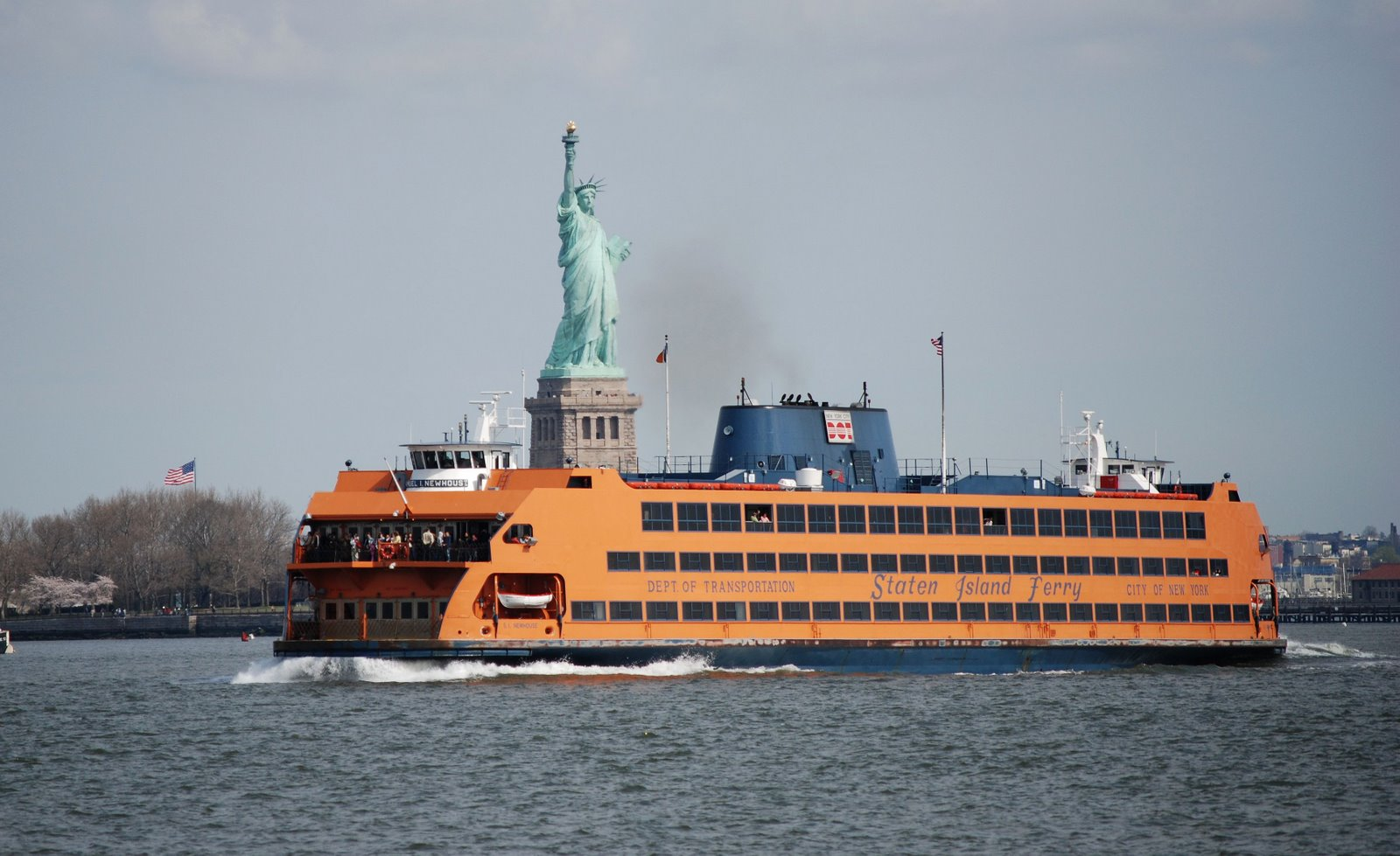 staten island ferry, new york city