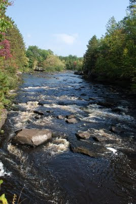 kettle river, banning state park, minnesota
