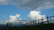 Nuvole -  clouds nuages nubi / le parole per dire / strana emozione