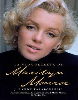Nuevo libro de la Monroe