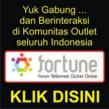 Aktifitas Online Outlet Se-Indonesia